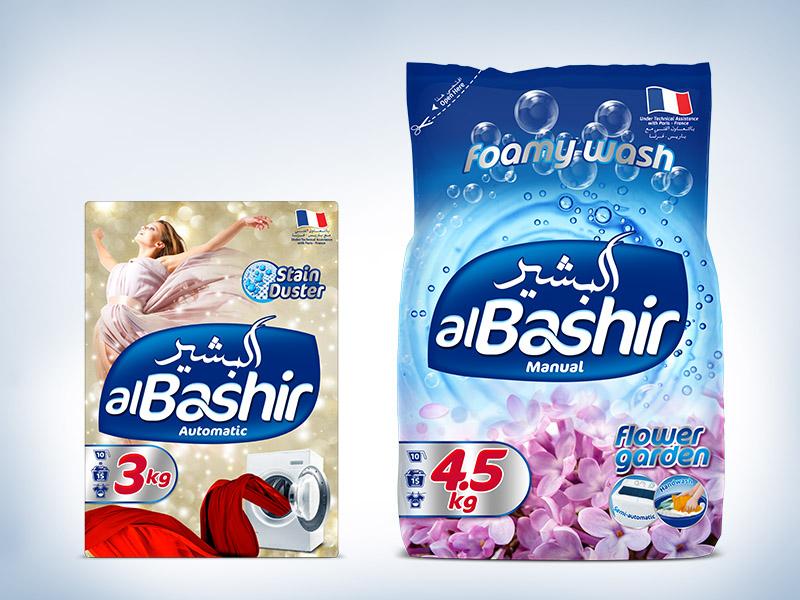 Al Bashir Ambalaj Tasarımı