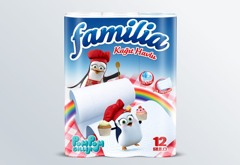 Familia Ambalaj Tasarımı