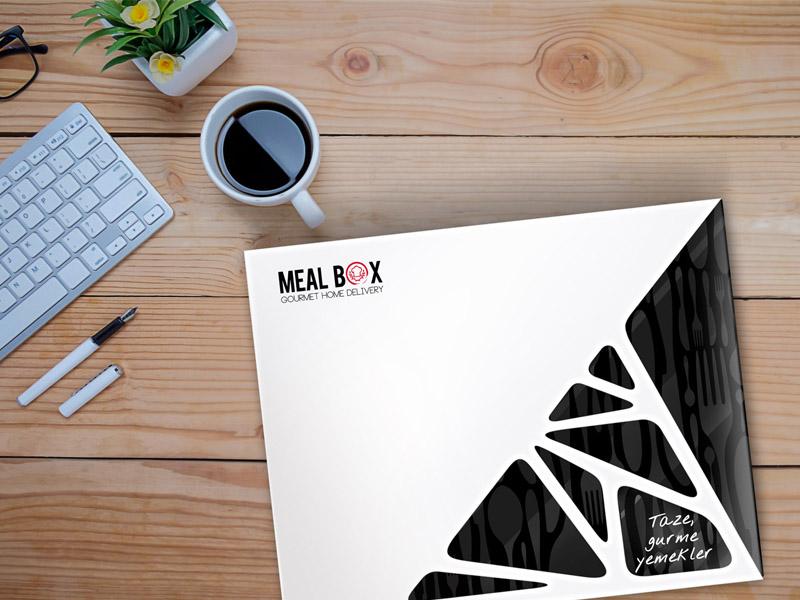 MealBox Ambalaj Tasarımı