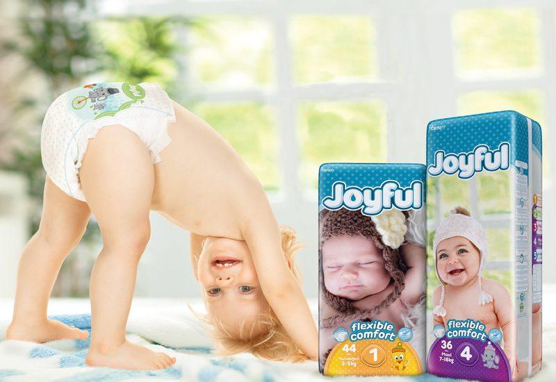 Joyful Ambalaj Tasarımı